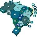 Lista de DDD dos Estados - Brasil