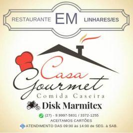 Restaurante Casa Gourmet Comida Caseira e Disk Marmitex