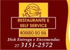 Churrascaria e Restaurante Self Service Rodizio do Sul