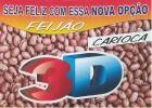 Feijão Carioca 3D