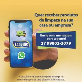Ecoville Linhares - Soluções em limpeza