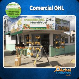 Comercial GHL - Disk Entrega de Água Gás e Hortifrut