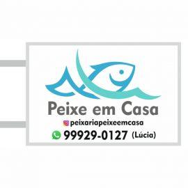 Peixaria Peixe em Casa