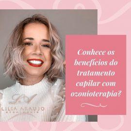 Lília Araújo Studio Hair - Cabeleireira especialista em mechas