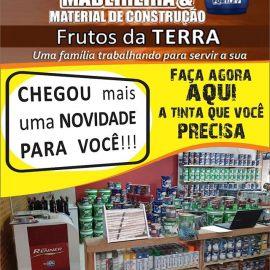 Frutos da Terra Madeira e Material de Construção em Linhares